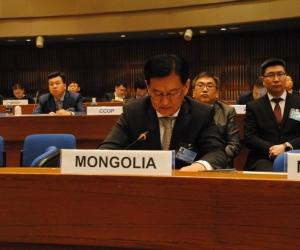 Ази номхон далайн бүс нутгийн чуулга уулзалтад монголын төлөөлөгчид оролцов
