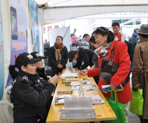 Чингисийн талбайд цагдаагийн байгууллага нээлттэй хаалганы өдөрлөг болно