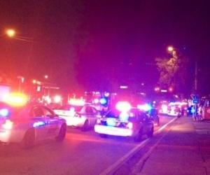 Шөнийн клубт байсан залуу 20 хүн бууджээ