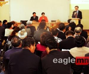 МАХН-ын бага чуулган завсарлалаа