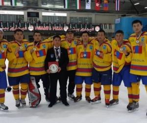 """Монголын хоккейн шигшээ баг Сингапурыг 13:0-ээр """"бут ниргэлээ"""""""