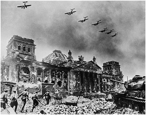 ЯЛАЛТ 75: Берлинийг эзэлсэн нь