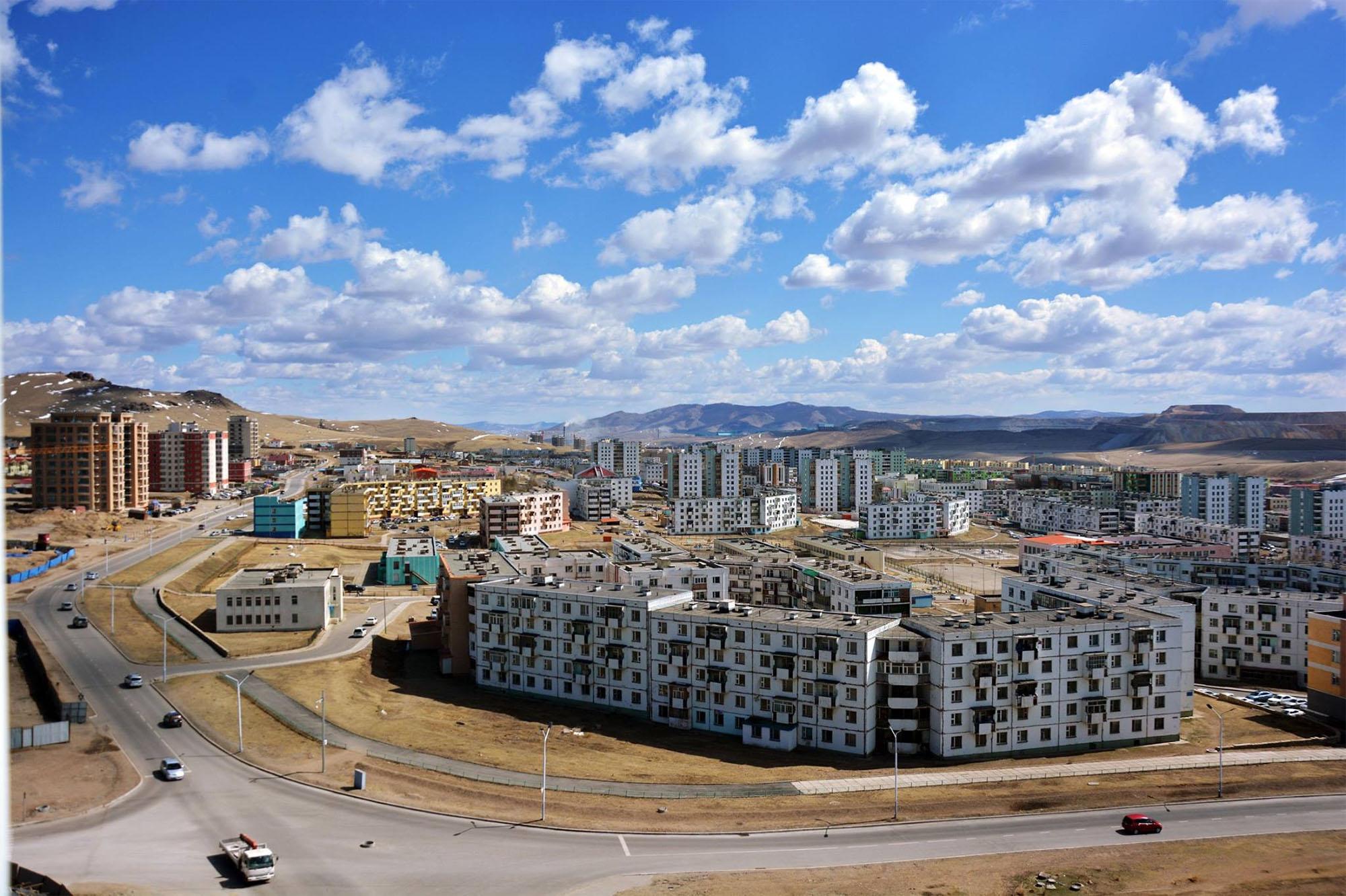 Монгол Улс XXI зуунд 22 хоттой болно