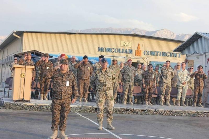 АНУ-ын тэнгисийн цэргийн шилдгүүд монгол цэргүүдийн чадварыг гайхан биширчээ