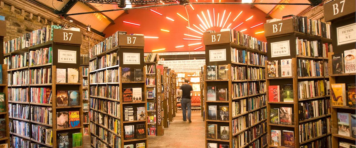 Заавал очиж үзэх ёстой 10 номын дэлгүүр