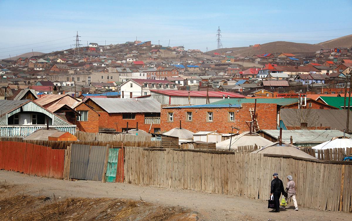 Гурван монголын нэг нь ядуу