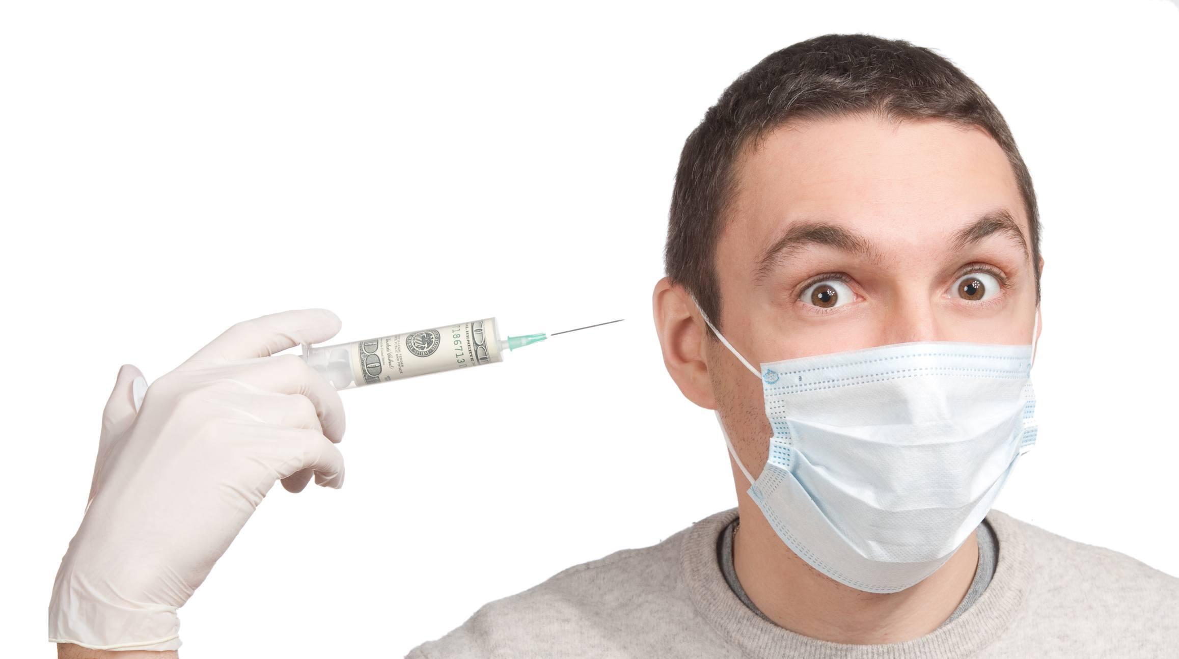 """Шүлхийн эсрэг """"вакцин""""-ыг хүнд тарья"""