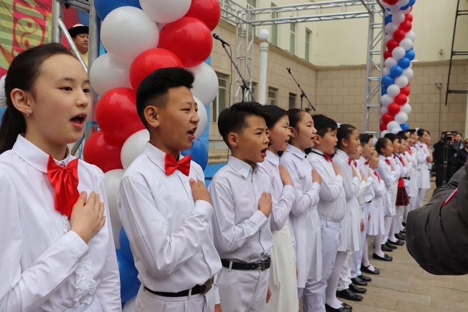Үндэсний бичиг үсгийн баярын нээлт боллоо