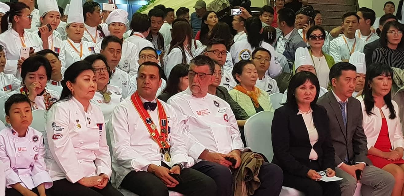 """Дэлхийн тогооч нарын """"Чингис хааны цом"""" фестиваль эхэллээ"""