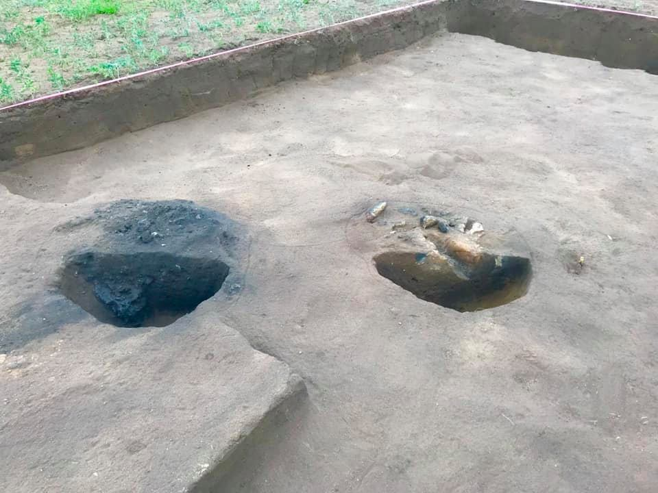 Дорнодын Баяндунгаас 2000 жилийн өмнөх хүдэр хайлуулах зуух олжээ