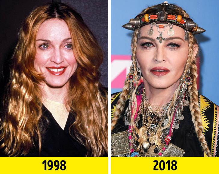 1990-ээд оны одод өнөө цагт