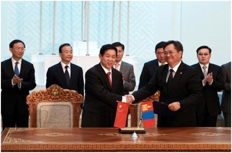 Хятадын төрийн өмчит компани Засгийн газрыг шүүхэд өгчээ