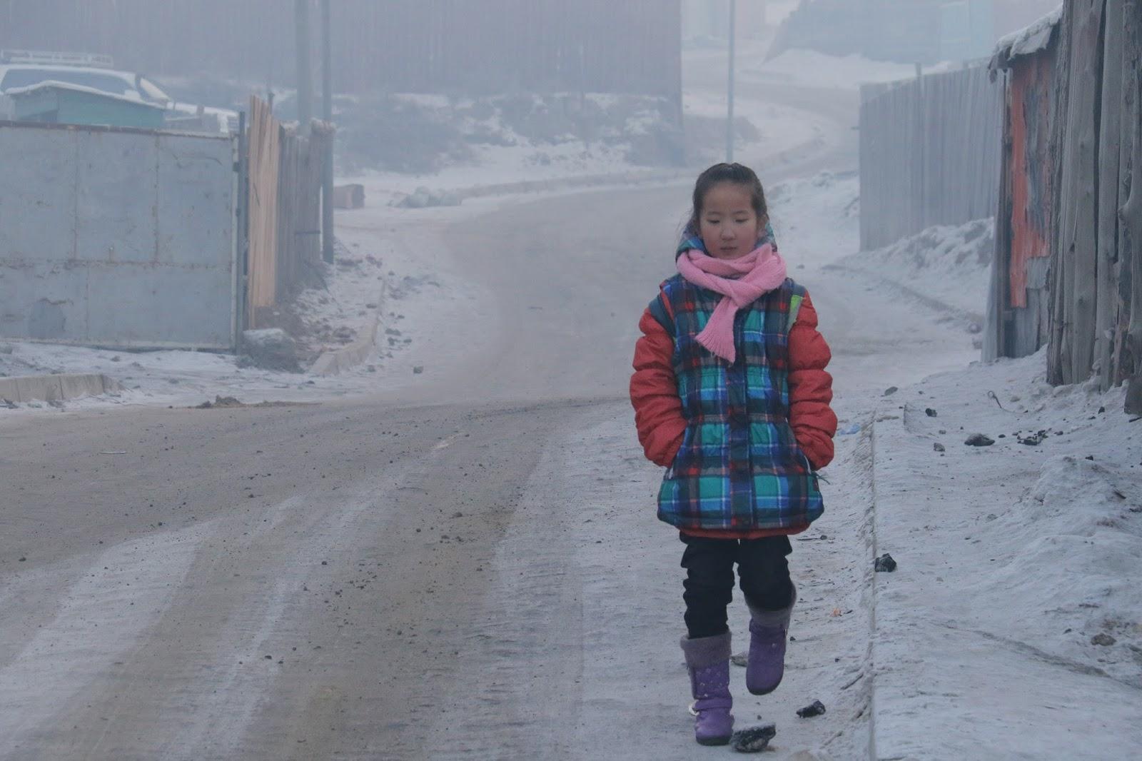 0-5 насны 10 хүүхэд тутмын нэг нь агаарын бохирдлоос болж нас барж байна