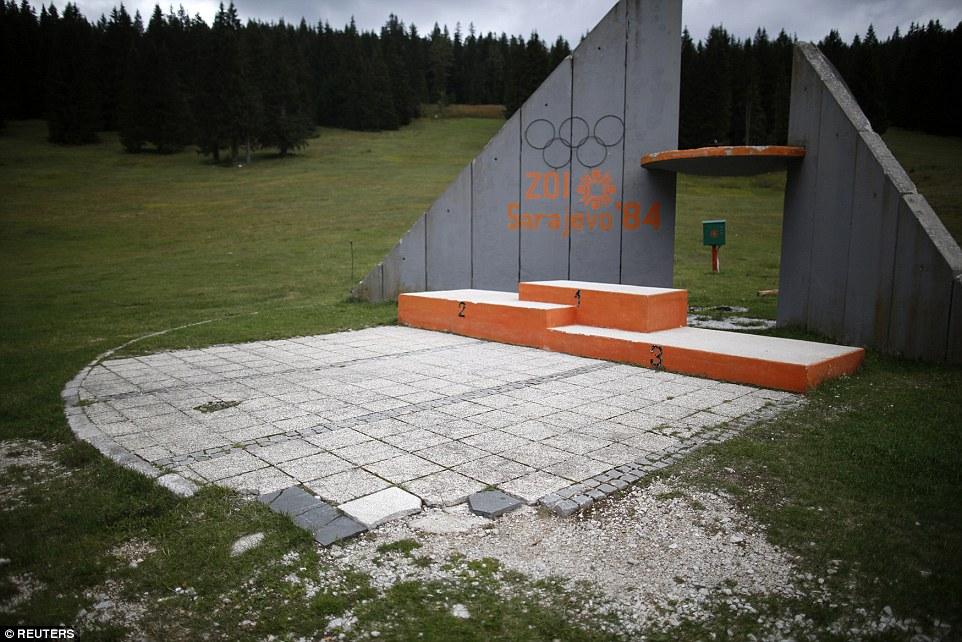 1936-2008 оны олимпийн байгууламжуудын эмгэнэлт дүр зураг