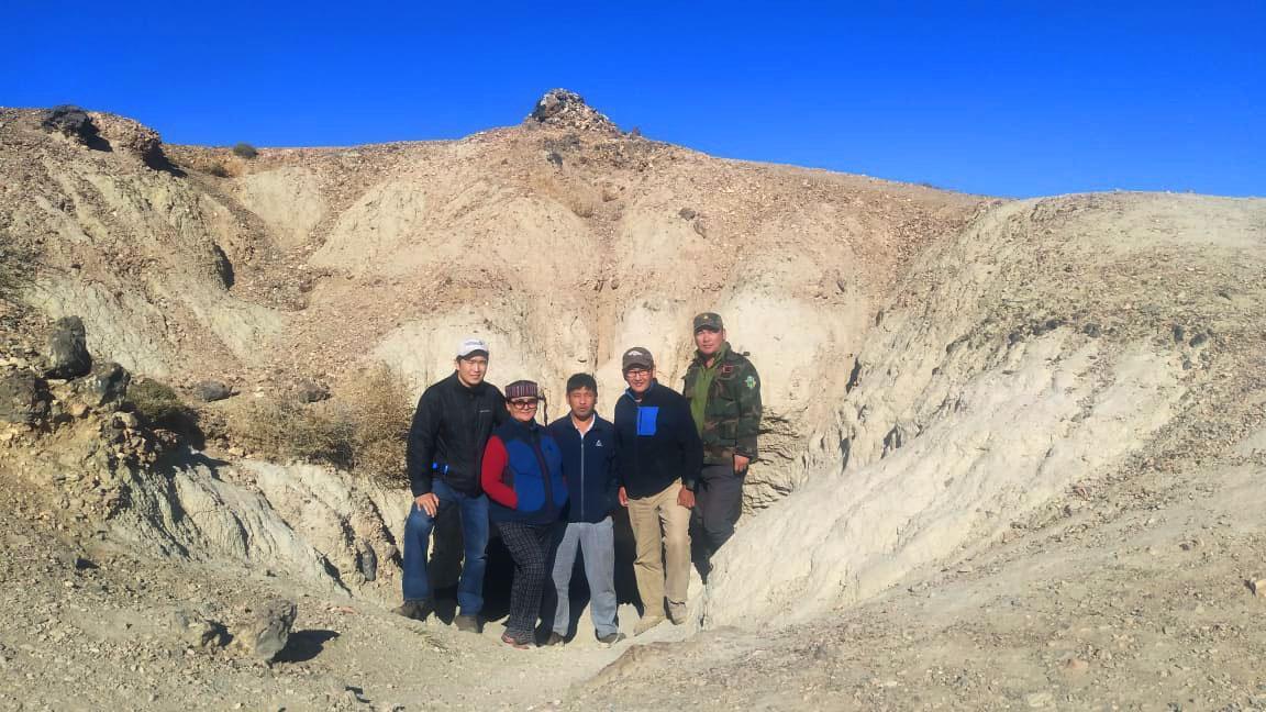 100909 Дэл уул, Цагаан суварга орчмыг улсын тусгай хамгаалалтад авна