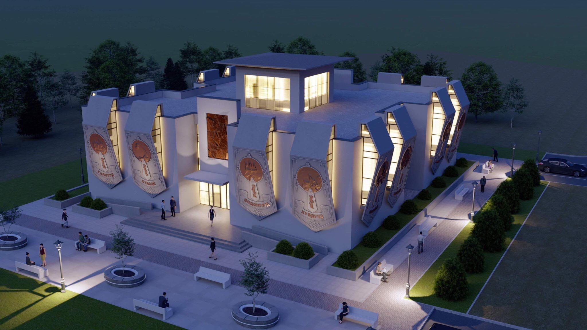 Дорнодын Дашбалбар суманд Буриад судлалын музей байгуулна