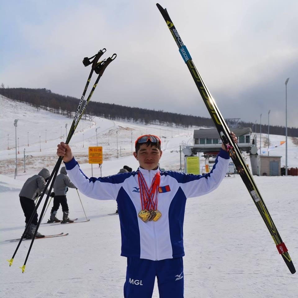 """""""Пёнчан-2018""""-д Монголын гурван цаначин уралдахаар боллоо """"Пёнчан-2018""""-д Монголын гурван цаначин уралдахаар боллоо"""