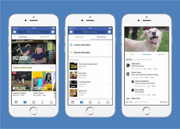 Фейсбүүк компани шинэ платформ нэвтрүүлнэ