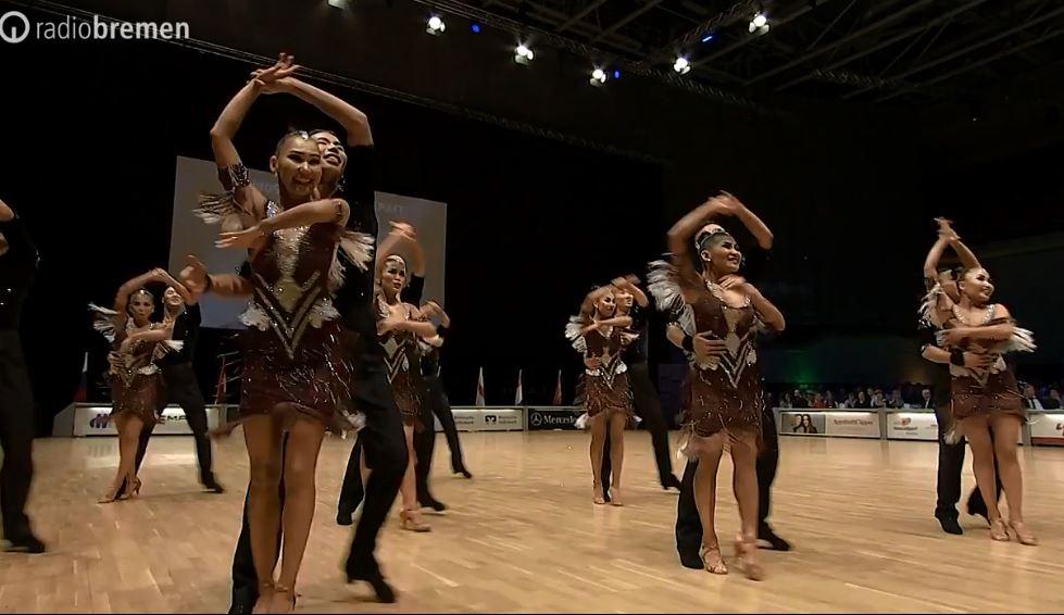 """Бүжгийн дэлхийн аварга шалгаруулах тэмцээнд """"Moon Dance"""" шилдгээр шалгарчээ"""