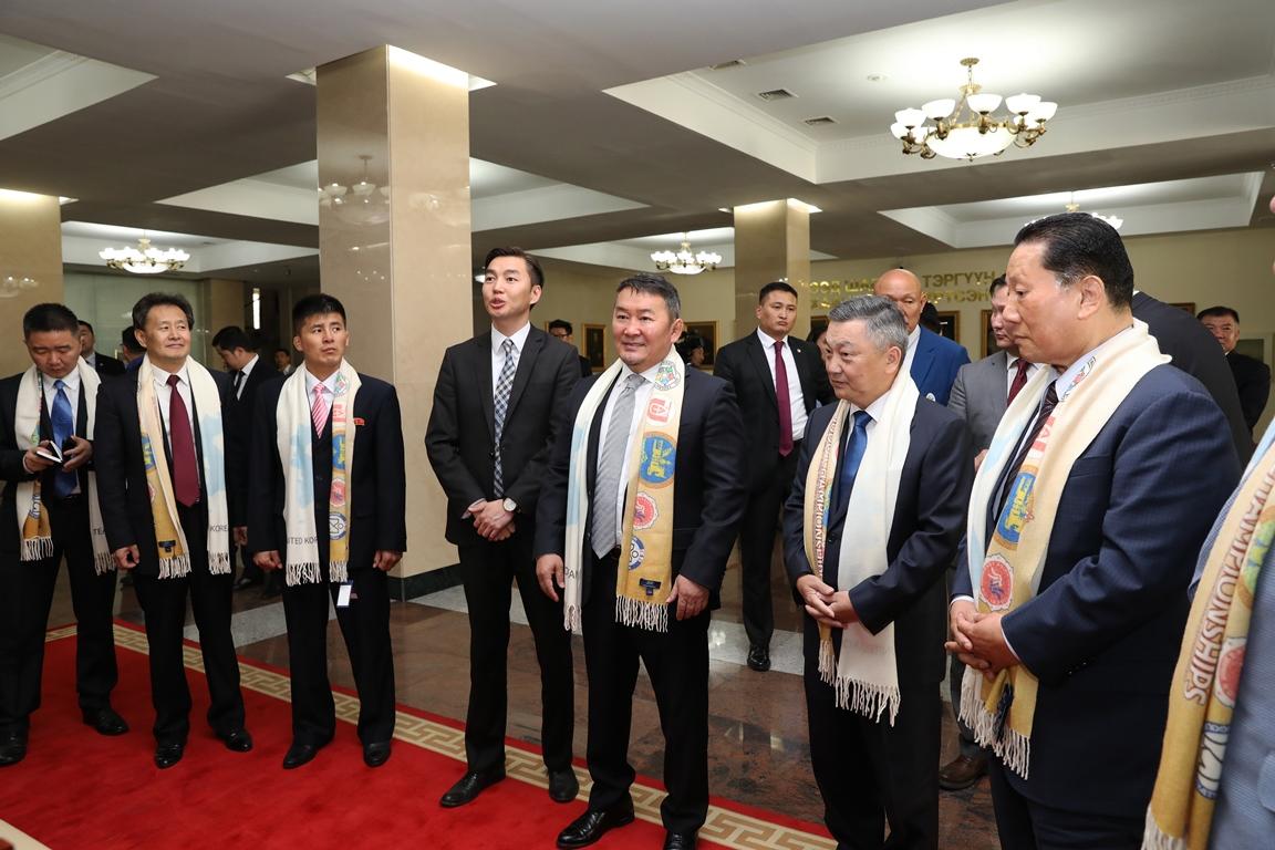 Зүүн Азийн жүдо бөхийн тэмцээнд хоёр Солонгосын баг нэг далбаан дор оролцоно