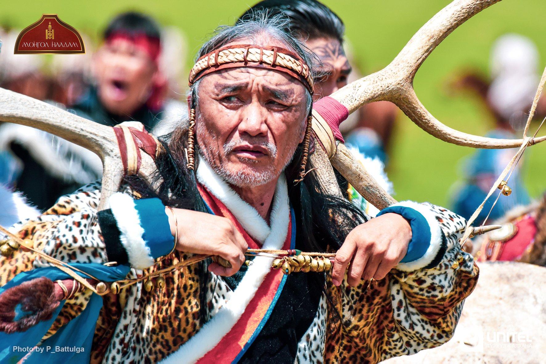 ФОТО: Дэлхийд ганцхан Монгол наадмын нээлт