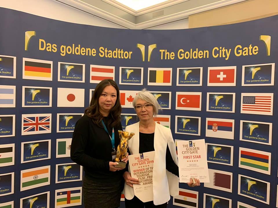 """Дуучин М.Мягмарын """"Welcome to Mongolia"""" дуу """"Multimedia awards 2019"""" уралдааны тэргүүн байрт шалгарлаа"""