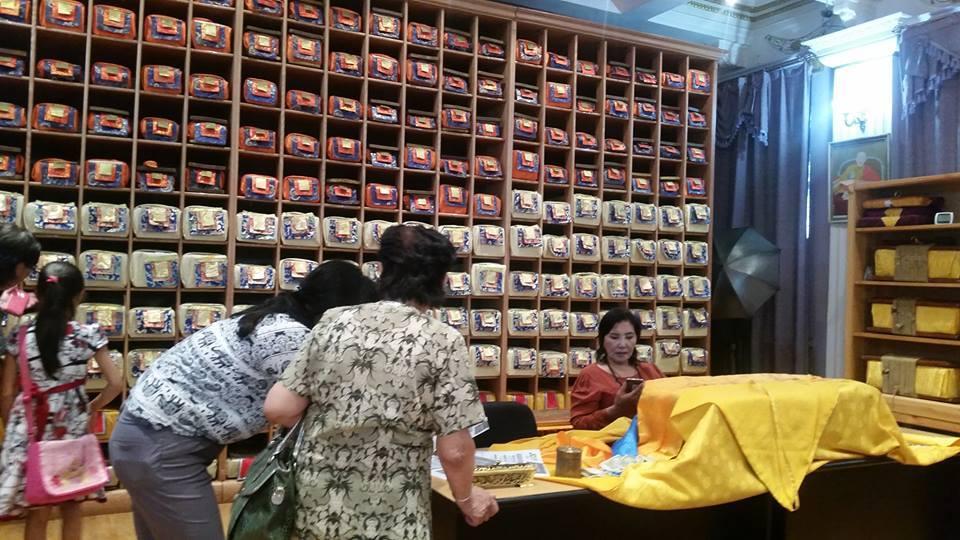 """Үндэсний номын санд """"Монголын төрт ёсон ба бичиг соёлын өв"""" үзэсгэлэн гарч байна"""