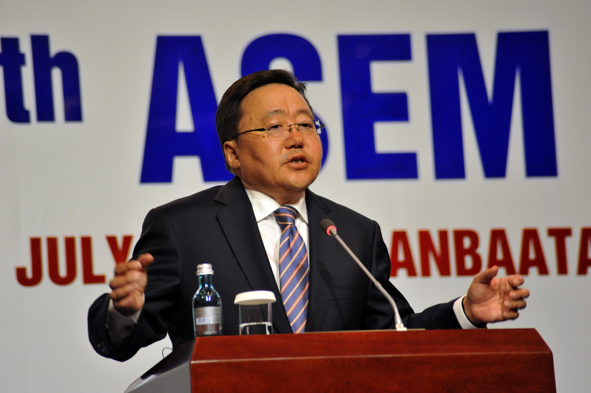 Монгол Улс АСЕМ-ыг өндөр дээд түвшинд зохион байгуулсныг онцоллоо