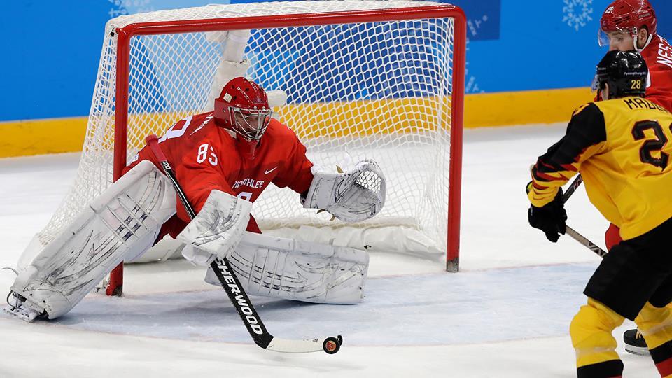 Оросын хоккейчид олимпийн аварга боллоо