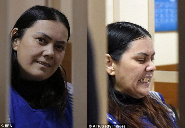 4 настай охины толгойг тасадсан этгээд шүүх хурал дээр олны дургүйцлийг хүргэв