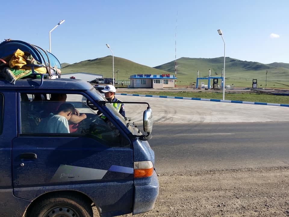 Орон нутгийн замд байнгын хяналт, шалгалт хийж байна
