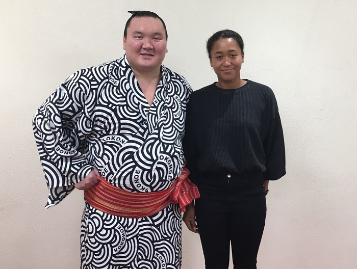 Наоми Осакагийн тухай мэдүүштэй 14 баримт