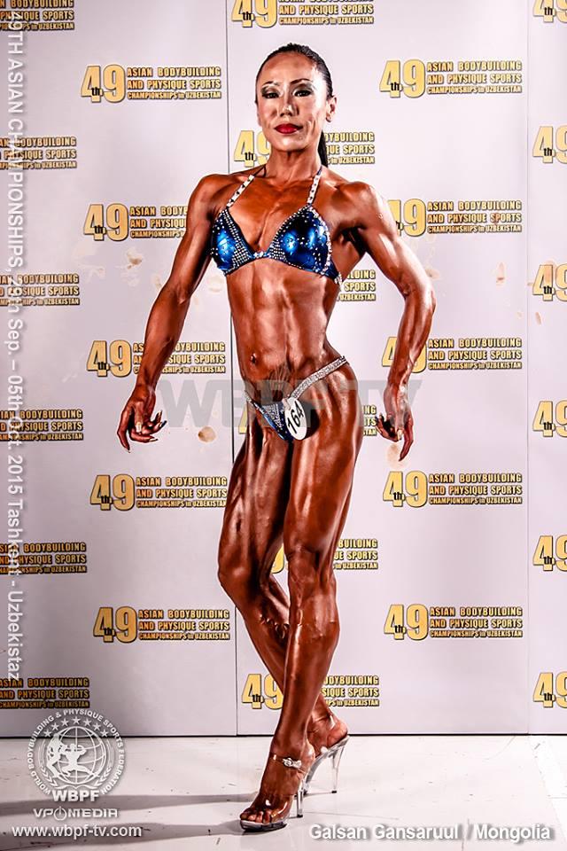 Г.Гансаруул: Би 104-өөс 60 кг болтлоо турж, өөрийгөө өөрчилж чадсан