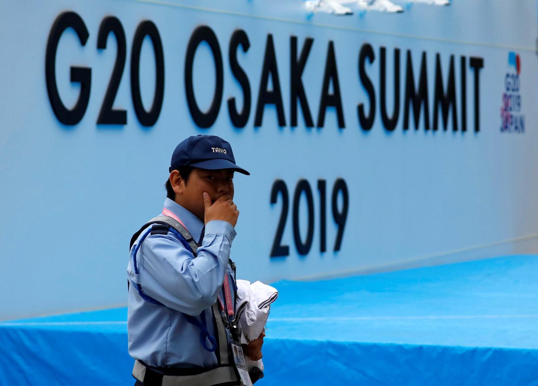 Их хорийн уулзалт Японы Осакад эхэллээ