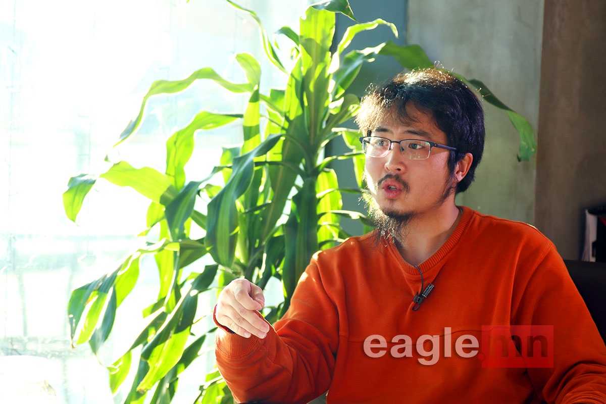 Алекс Ким: Хэлийг хэрэглээ талаас нь биш боловсрол талаас нь эзэмш