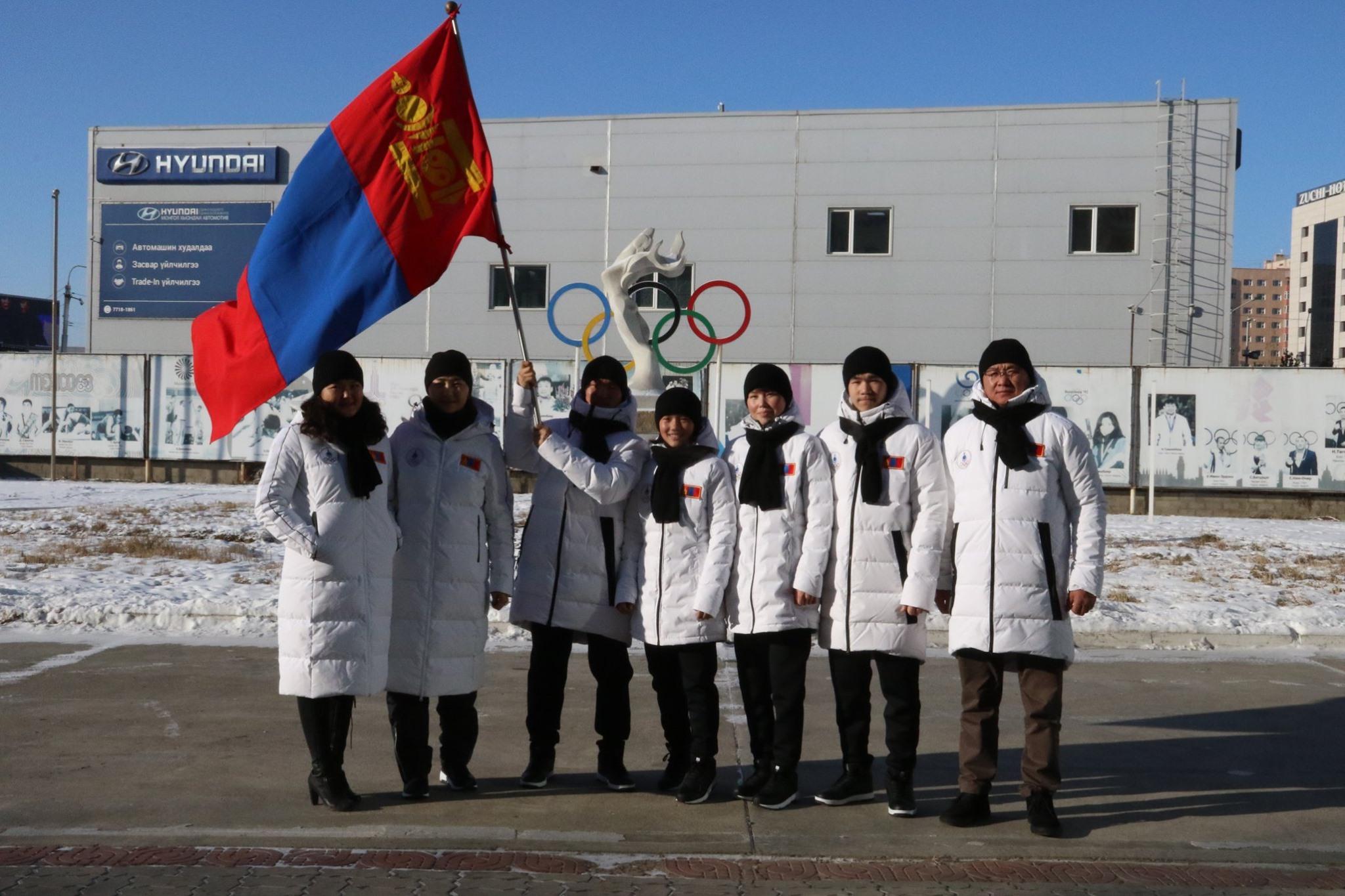 Монгол Улс өвлийн олимпод хамгийн олон тамирчнаа илгээлээ