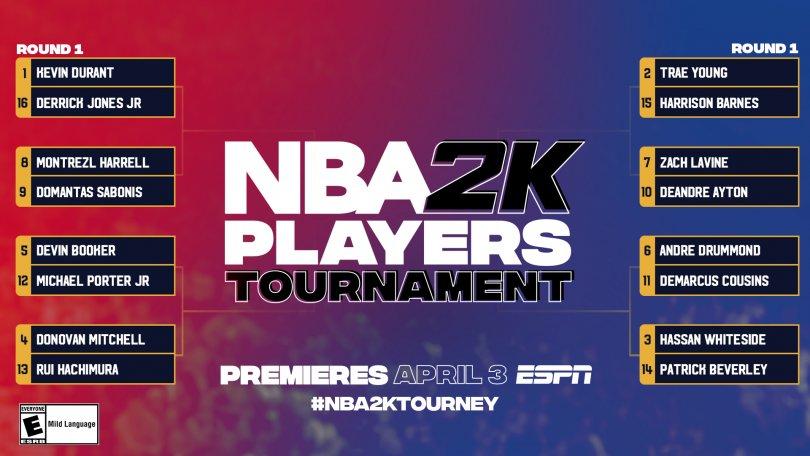 NBA-ийн тоглогчдын дундах 2К видео тоглоомын тэмцээн өнөөдөр эхэлнэ