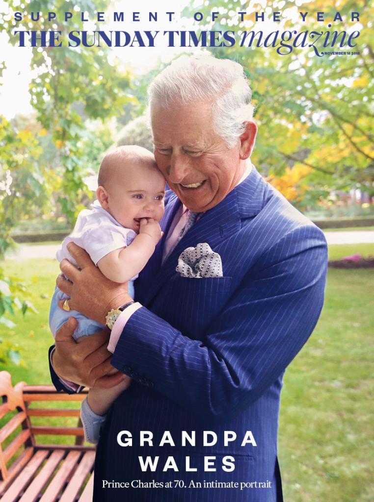 """""""Уэльсийн өвөө""""-гийн зураг олны хайрыг булаав"""