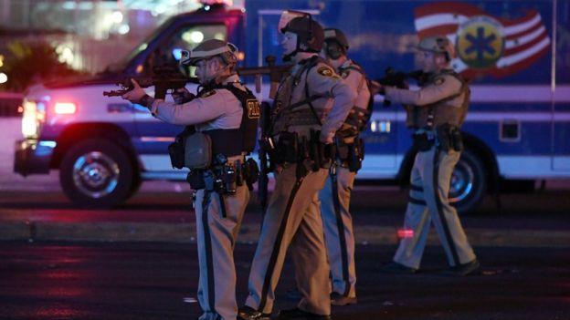 Лас Вегаст болсон халдлагаар 50 хүн амиа алдлаа