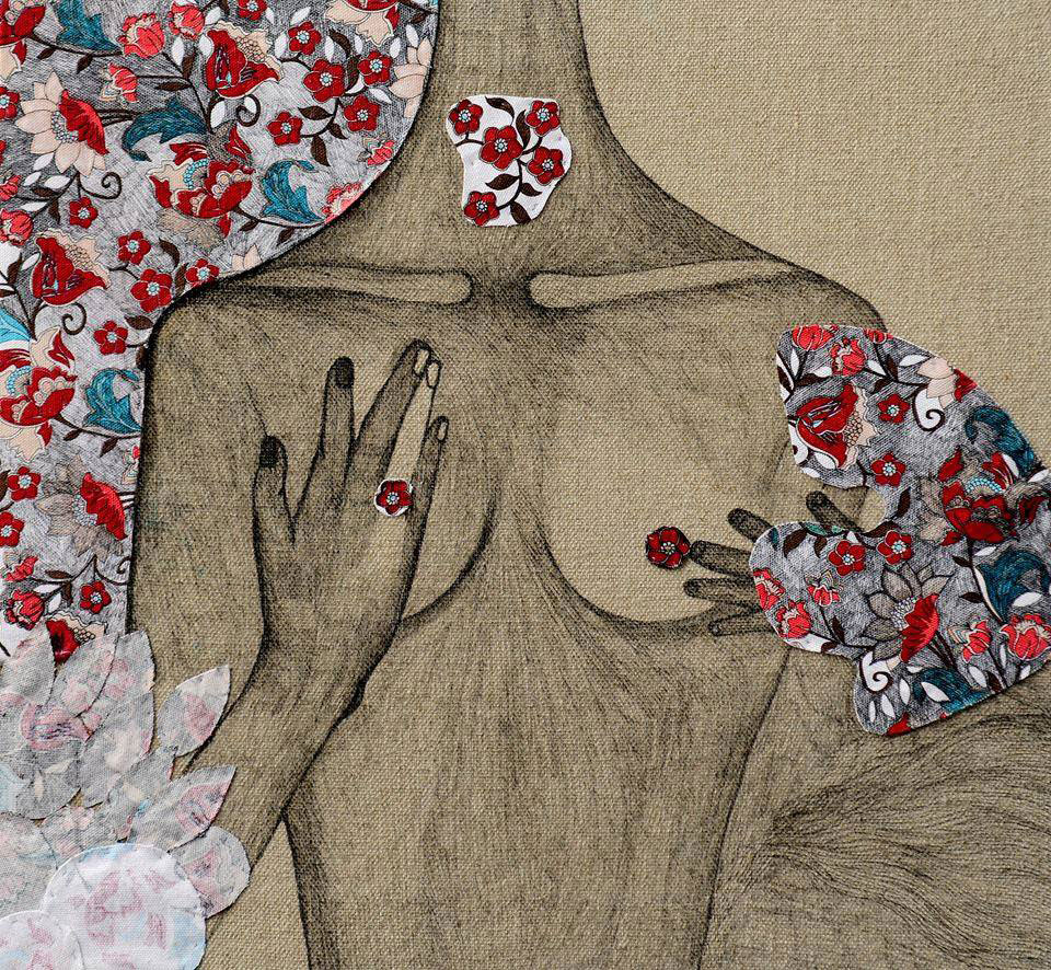 Зураач Ж.Анунаран: Өөрийгөө олно гэдэг нь өөртэйгөө ажиллах, өөрийнхөө дотор байхын нэр