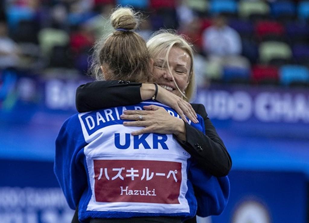 17-той Дарья Белодед дэлхийн хамгийн залуу аварга болж түүхэнд бичигдлээ