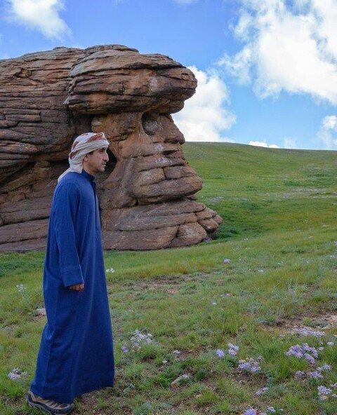Арабын ханхүүгийн Монголд аялсан зургийг 6 сая хүн үзжээ
