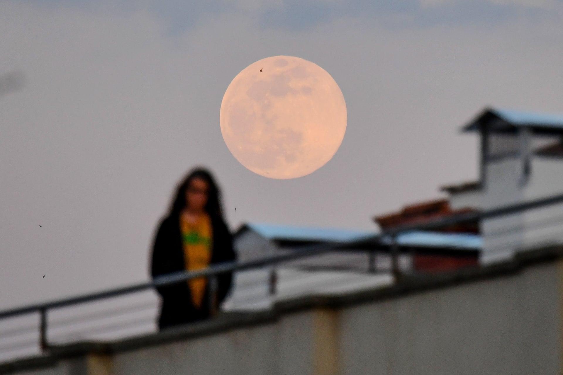 ФОТО: Супер сарны үзэгдэл