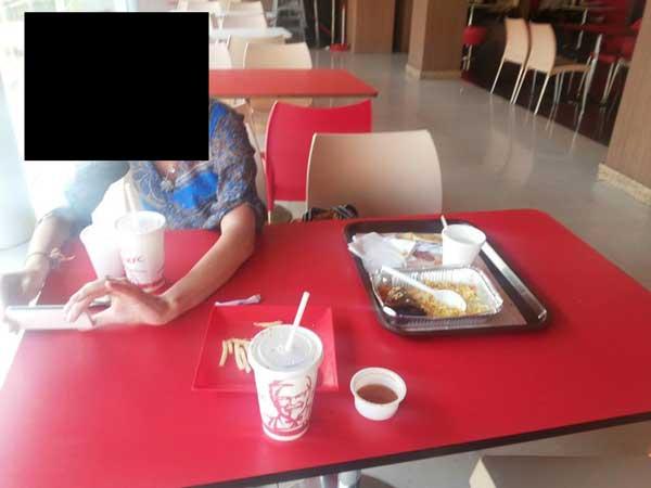 KFC-ийн сүүдэр буюу өттэй тахианы мах