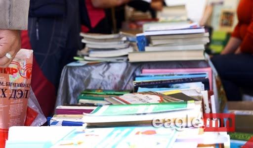 """""""Номын баяр""""-ын нээлт болж байна"""