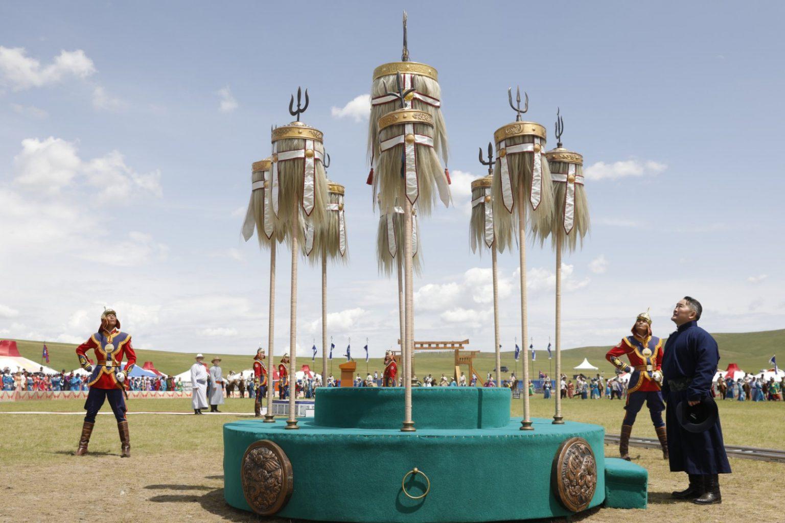 Х.Баттулга: Эрийн гурван наадам бол монгол угсаатны мянганаас мянганд улбаалсан нүүдэлчин соёлын цөм билээ